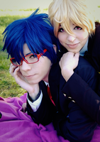 Sweeter than Cake | Reigisa Cosplay by a-nouki