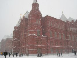 State Historical Museum in Moscow by verameanstruth