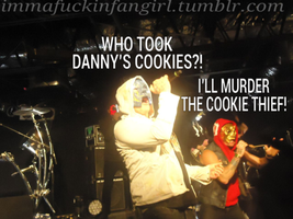 Danny's Cookie pt.3 by tomboy821
