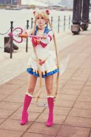 Super Sailor Moon - Sailor Moon (new) II by Cosbabe