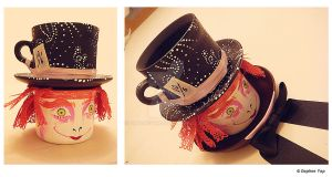 Madhatter Cup Design for Charity by DaphneYap