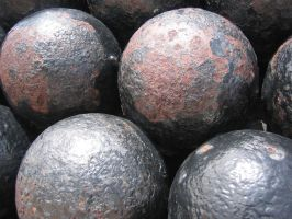 Cannon Balls by Tusserte