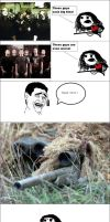 Rage Comic by Whitefeathers92