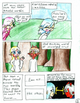 The Plagued War-Chap. 1 Pg.1 by DigiPikachuX