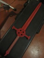 Adventure Time Demon Sword by cubseidl