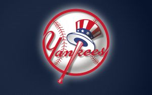 MLB YANKEES WALLPAPER by GEREM