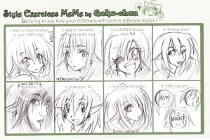 .:Style MeMe:. by capochi