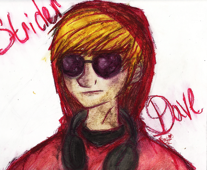 Dave Mother Fuckin Strider 2 by bambamboozles13