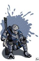 Garrus by Toug-2000