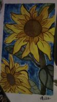 Sunflower by aicless