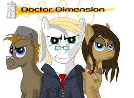 Doctor Dimension by DjSteelFox