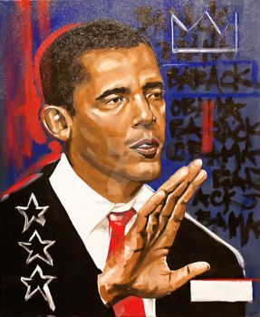 Barack by PEARCELOUIE
