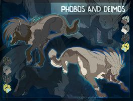 SoH: Phobos and Deimos CS by T0xicEye