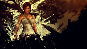 Lara Croft - Tomb Raider by PMazzuco