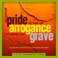 Put aside your Pride by abuKhashiyah