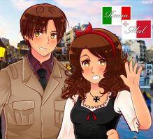 APH: Romano and Malta by otahunchan18