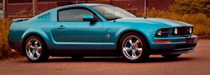 Ford Mustang by 20smoke20