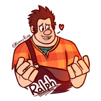 Ralphy by DuskofGold5