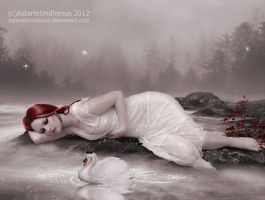 the lake of dreams by DenysRoqueDesign