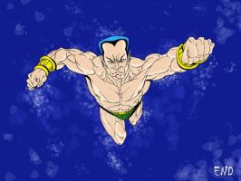 Namor color by Arthammer