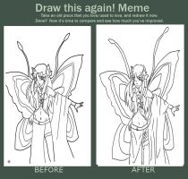 Draw before after meme by superjacqui
