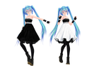 TDA Dress Miku {Download} by Ambientghosty