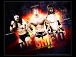 Wwe The Shield by Llliiipppsssyyy