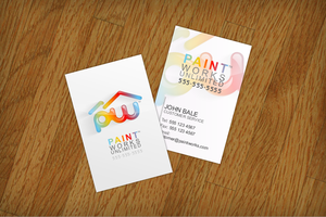 PaintWorks Ultd Stationary by dFEVER