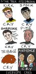 Star Trek: Into Darkness (Everyone Cries) by carrinth