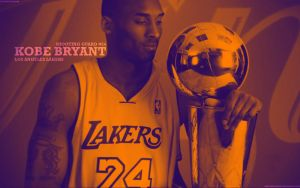 Kobe Bryant Finals Champ by IshaanMishra