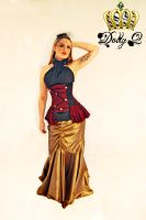 Golden Dolly by Dolly-Q