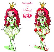 A Princesses's Way by Yamino