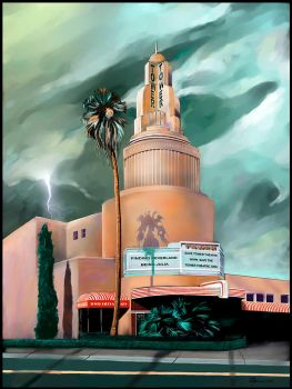 Save the Tower Theater by bluepulse