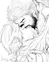 at the dawn of a new day by ivory-dusk
