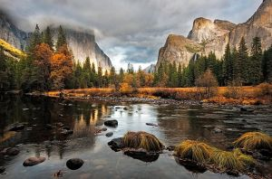 Classic Views of Yosemite I by ketscha