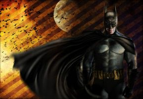 Batman by Harben-Pictures