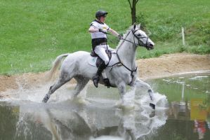 3DE Cross Country Water Obstacle Series IX/4 by LuDa-Stock