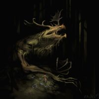 Forest by Mr--Jack