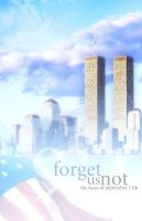 Faces of 9.11 by nicklomedia