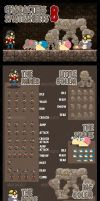 Bob the Miner - Game Sprites by pzUH