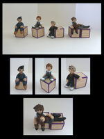 One Direction Blocks by CrowMaiden