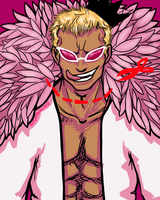 OP: Doflamingo by nativeMIRACLE2