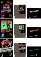 NES Games that missed a Black Box release by vladictivo