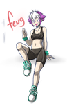 Feng by ShadowbugX