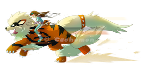ONWARD, LOYAL ARCANINE! #414 (COLLAB FINISHED!!!) by Cachomon