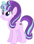 Starlight Glimmer Looking Up by illumnious