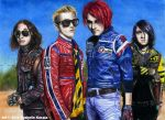 Look Alive Sunshine by TheDragonofDoom