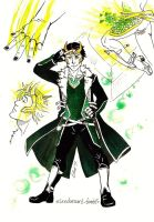 Agent of Asgard Loki : Oh No He's Hot by ChocolateIsForever