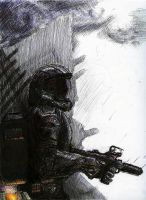 ODST : What's Out There? by Mindbender2810
