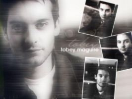 TobeyMaguire by ittybittymouse